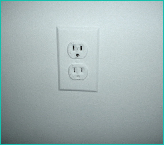 Painted Outlet
